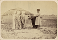Kyrgyz Wedding Rites. Inspection by the Groom WDL10893.png