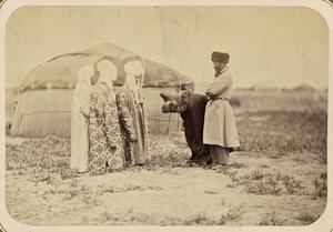 Традиции свадеб в Казахстане Erste Seite
