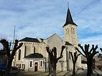 Léguillac-de-l'Auche église (2).JPG