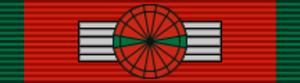 Jean-Claude Coullon - Image: LBN National Order of the Cedar Commander BAR
