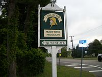 LI Maritime Museum (Sign).JPG