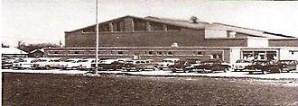Lake Park High School - Image: LPHS1956 3