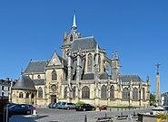 La Ferte Bernard - Eglise ND Marais 15