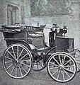 La Panhard & Levassor n°5 d'Émile Levassor et Charles d'Hostingue, victorieuse du Paris-Bordeaux-Paris 1895 - 2.jpg