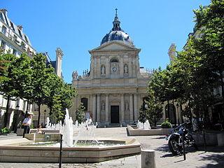 La Sorbona, en París-CC0