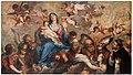 La Virgen con santos, de Pedro Atanasio Bocanegra (Museo del Prado).jpg