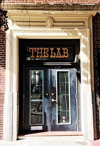 The Lab (organization) - Image: Lab Facade