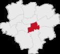 Lage des Dortmunder Stadtbezirks Innenstadt-Ost.png