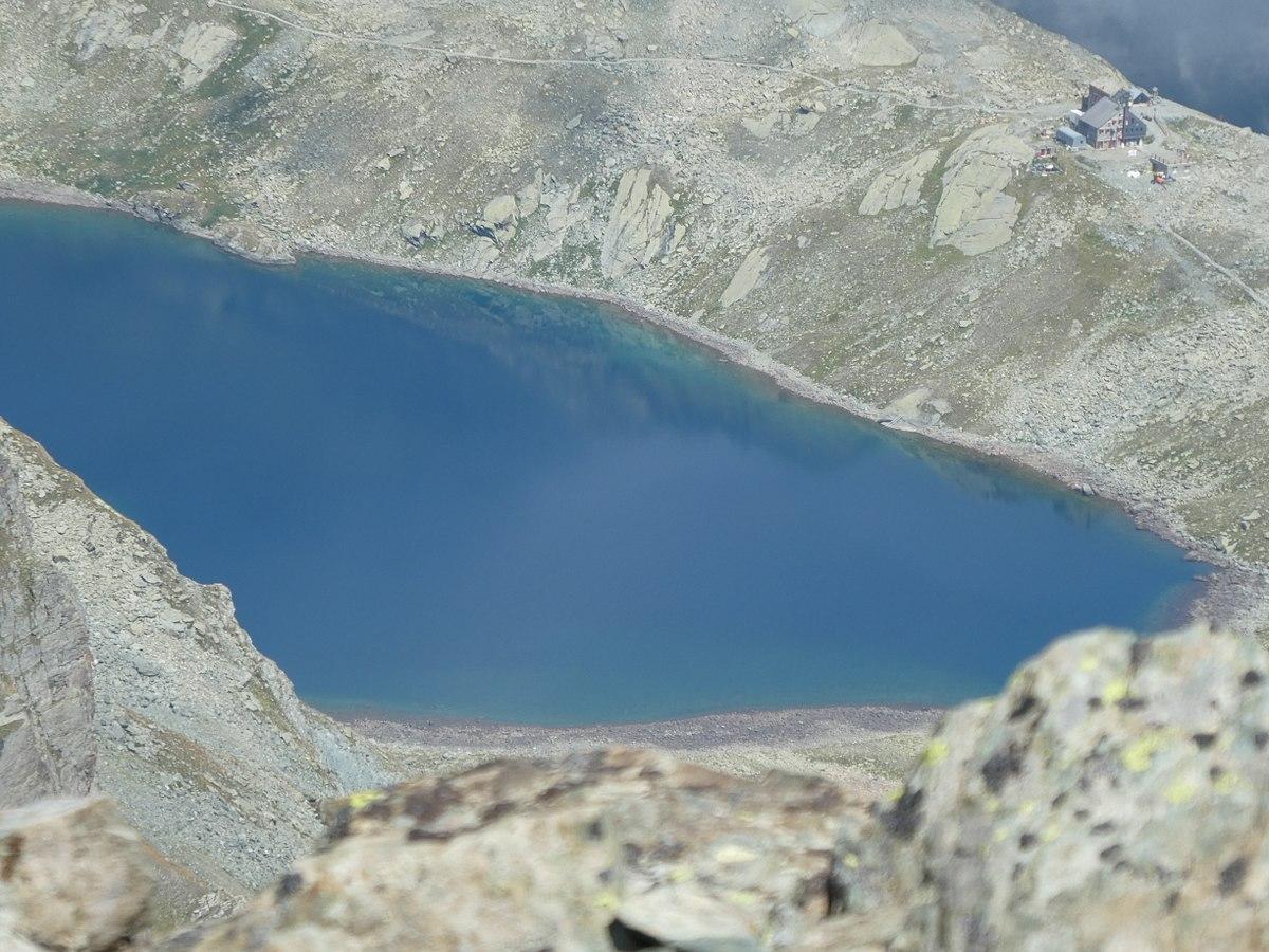 Lago grande di viso wikipedia - Immagini da colorare delle montagne ...