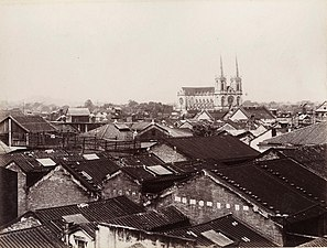 Lai Afong, Sacred Heart Cathedral Guangzhou, c1880