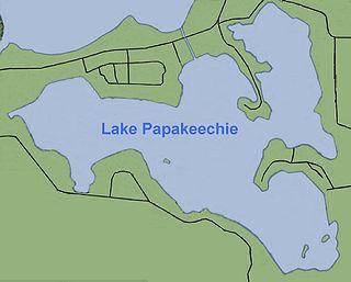 Lake Papakeechie lake of the United States of America