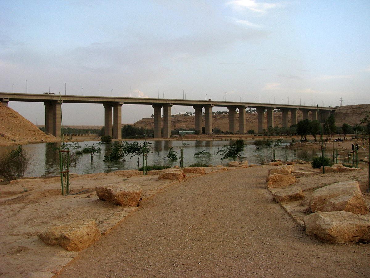 وادي حنيفة - ويكيبيديا، الموسوعة الحرة