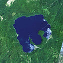 Lake towada landsat.jpg