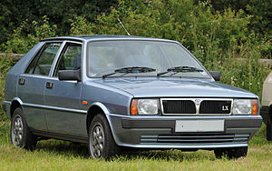 Lancia Delta - Lancia Delta LX 1.3 (first generation, 1986–91 model)