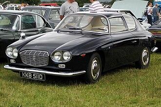 Lancia Flavia - Zagato-bodied Flavia sport