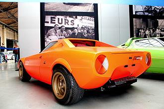 Lancia Stratos - Lancia Stratos HF Prototype