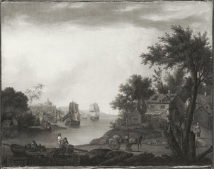Landscape with Cartage