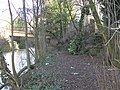 Landzunge Rossneckar Triebwerks-kanal Uferweg Berme Pavillon.jpg