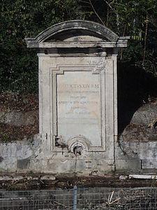 Aqueduct Benedict XIV