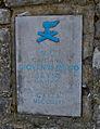 Lapide commemorativa del capitano Giovanni Emilio Savio.JPG