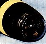 Laser HELLFIRE seeker head.jpg