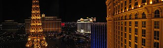 Paris Las Vegas - Image: Lasvegasview