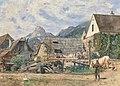 Late summer in Liezen - Rudolf von Alt.jpg