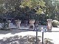 Latte Stone @ Sen. Angel Santos Memorial Park, Guam, USA.jpg