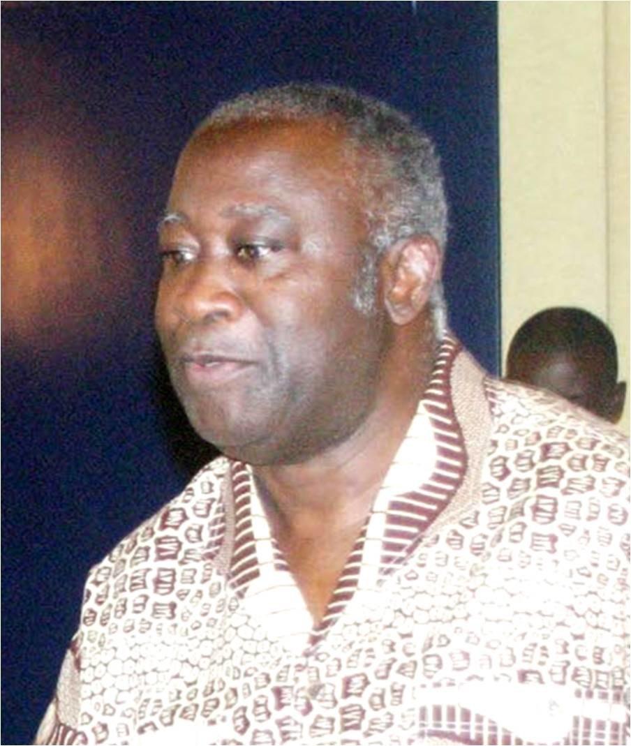 Laurent Gbagbo (2008)