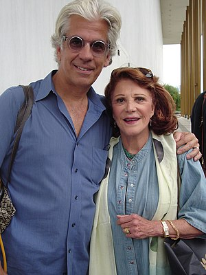 Linda Lavin - Lavin and husband Steve Bakunas at the Kennedy Center, June 19, 2011