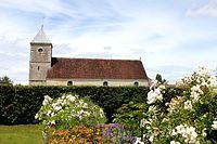 Le Château d'Almenêches. L'église.jpg