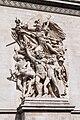 Le Départ de 1792 (or La Marseillaise), by François Rude, 22 July 2012.jpg