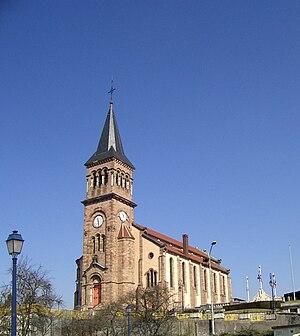 Le Thillot - Saint-Jean-Baptiste