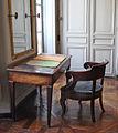 Le bureau d'Auguste Comte (maison d'A. Comte, Paris).jpg