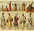 Le costume historique. Cinq cents planches, trois cents en couleurs, or et argent, deux cents en camaieu. Types principaux du vêtement et de la parure, rapprochés de ceux de l'intérieur de (14577645577).jpg
