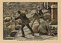 Le dernier ravitaillement du fort Chabrol - Le Pélerin n° 1187 - 1899.jpg