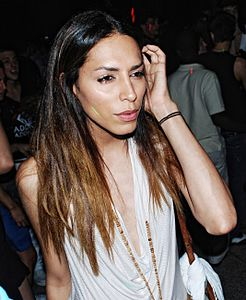 Lea T at Punks Wear Prada (cropped).jpg