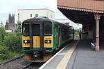 Leamington Spa - WMR 153364 Coventry service.JPG