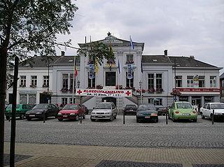 Lebbeke Municipality in Flemish Community, Belgium