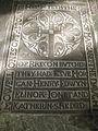 Ledger Slab in Brecon Cathedral. 06.jpg