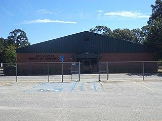 Lee County School District (Georgia) School in Leesburg, Georgia, USA