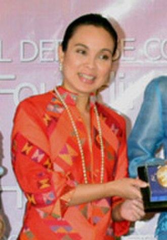 Philippine Senate election, 2010 - Image: Legarda 2008 small
