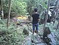 Lelaki di Situs Sendhang Pancarasa, Banyumas.jpg