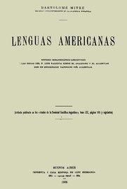 Lenguas americanas - Bartolome Mitre.pdf