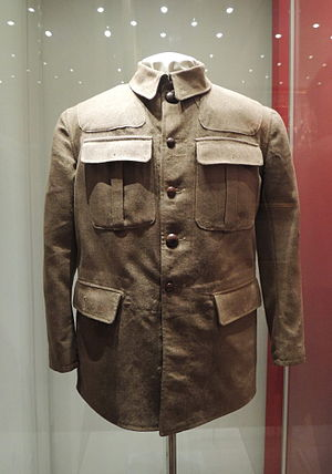French (tunic) - W. Lenin´s french (1920th)