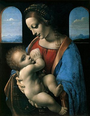 Leonardo da Vinci - Madonna Litta - WGA12702