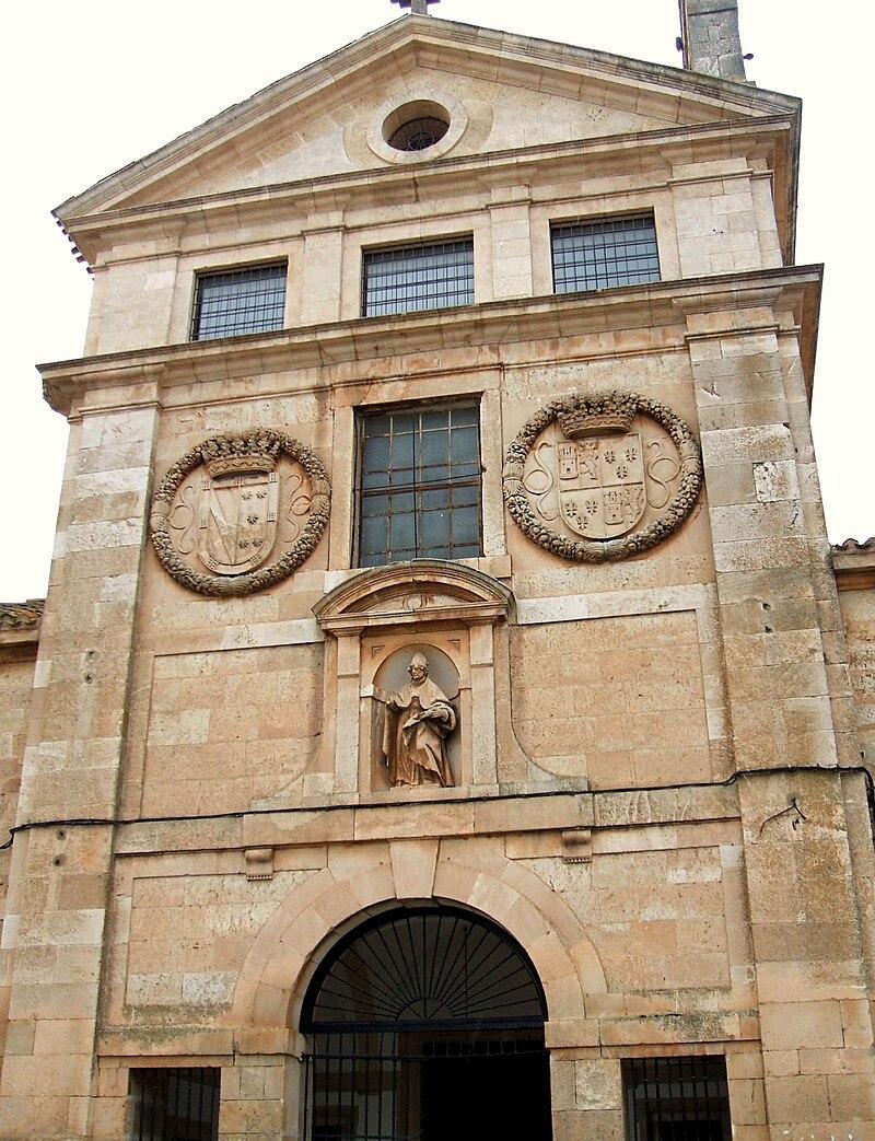Lerma - Convento de San Blas 1.jpg
