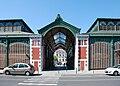 Les halles de Lourdes porche central.jpg