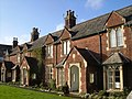 Lethbridge's and Davey's Almshouses, Exeter - geograph.org.uk - 287199.jpg