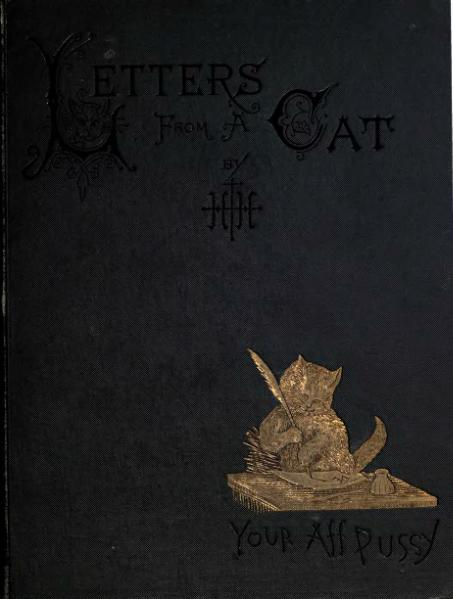 File:Letters From a Cat.djvu